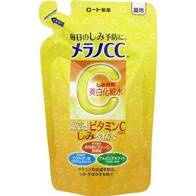 メラノCC 薬用しみ対策 美白化粧水<つめかえ用> 170mL◆