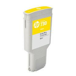 日本HP HP730 インクカートリッジ イエロー 300ml P2V70A 目安在庫=△