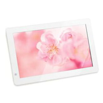 恵安 digital photoframe KD10FR-W indication stock =○