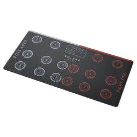エレコム エクリアスポーツ プランクトレーニングマット 1000mm グレー(HCF-PT100GY) メーカー在庫品