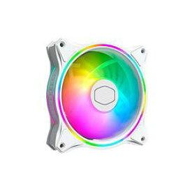 COOLERMASTER MFL-B2DW-18NPA-R1(MasterFan MF120 Halo White Edition)(4719512104842) 目安在庫=○