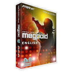 インターネット VOCALOID3 Megpoid English(対応OS:その他)(VA3L-MPE01) 目安在庫=△