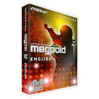 網際網路VOCALOID3 Megpoid English(對應OS:之外)(VA3L-MPE01)大致目標庫存=△[對象商品]