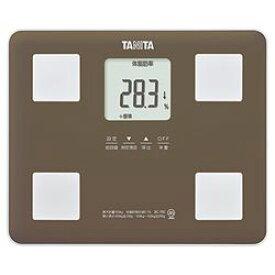 タニタ 体組成計 ブラウン BC-760-BR