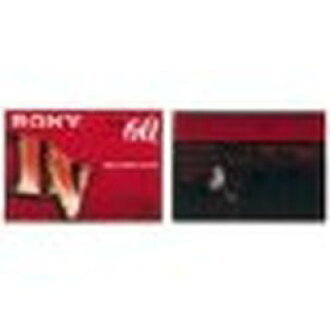 Sony mini DV cassette 60 minutes without IC memory Vol 10 Pack 10DVM60R3 guide stock =-