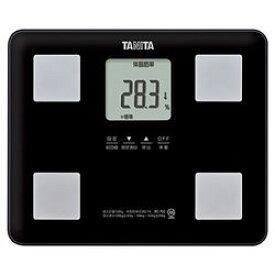 タニタ 体組成計 ブラック BC-760-BK