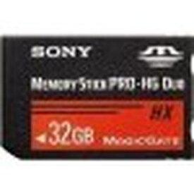 ソニー メモリースティック PRO-HG デュオ HX 32GB MS-HX32B 目安在庫=△