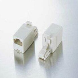 【P10E】エレコム LD-RJ4511THEN RJ45‐RJ11変換コネクタ(LD-RJ4511THEN) メーカー在庫品