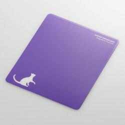 エレコム レーザー&光学式マウス対応マウスパッド(ネコ) MP-111E メーカー在庫品[メール便対象商品]
