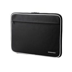【P5E】エレコム PC用インナーバッグ ZEROSHOCK 15.6インチ ブラック ZSB-IBN15BK(ZSB-IBN15BK) メーカー在庫品