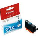 純正品 Canon キャノン BCI-326C インクタンク シアン (4536B001) 目安在庫=○[メール便対象商品]