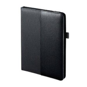 【P5S】サンワサプライ タブレットPCマルチサイズケース(10.1インチ・スタンド機能付き)(PDA-TABPR10BK) メーカー在庫品