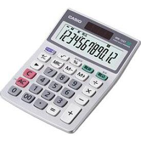 カシオ計算機 カシオ 電卓 12桁 ミニジャストタイプ グリーン購入法適合 MW-12GT-N 目安在庫=△