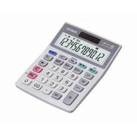 カシオ計算機 カシオ 電卓 12桁 ミニジャストタイプ ホワイト MW-12A-N メーカー在庫品