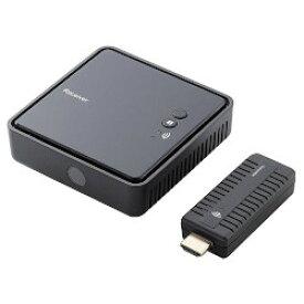 ロジテック(エレコム) フルHD対応 無線HDMI送受信機(WHDI) LDE-WHDI202TR 目安在庫=○