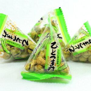 わさび豆テトラパック500g【まとめ買い】【南風堂】グリンピースの豆菓子 辛旨わさびしょうゆだれおつまみに