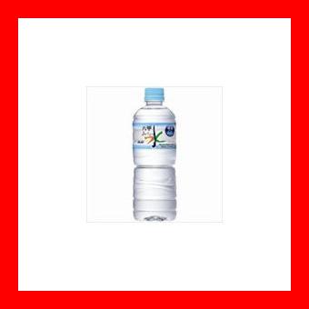 アサヒ飲料 六甲のおいしい水PET 600ml 24本