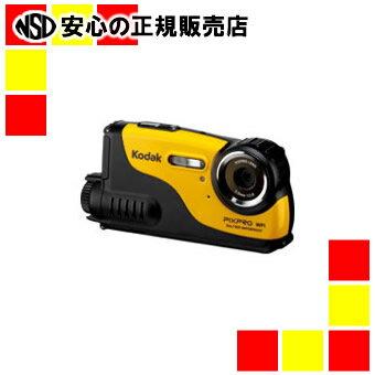 《コダック》 デジタルカメラ PIXPRO WP1 イエロー