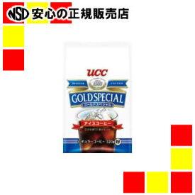 《UCC》 ゴールドSアイスコーヒ 320g袋