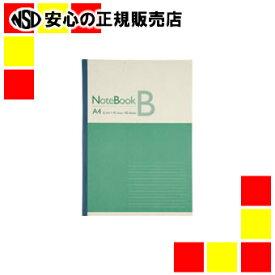 《ジョインテックス》 再生紙ノート A4 B罫1冊 P044J