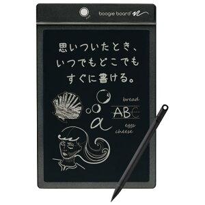《送料無料》KINGJIM《キングジム》 電子メモパッド ブギーボード Boogie Board BB-1GX ブラック(黒)(BB-1、BB-1N後継品)