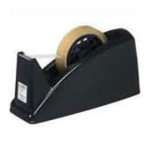 プラス テープカッター TC-101E BK 黒