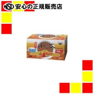 【キャッシュレス5%還元】AGF 新茶人ほうじ茶スティック 100P/1箱