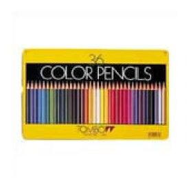トンボ鉛筆 色鉛筆 CQ-NA24C 24色 紙箱入
