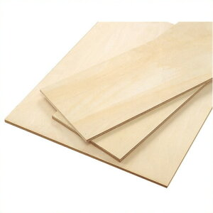 《札鶴ベニヤ》 しなベニヤ板 9×225×900mm 08-5019 08-5019