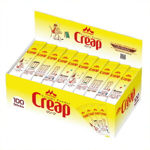 《森永乳業》 クリープスティックオフィス用 100本入x3箱
