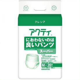 《日本製紙クレシア》 におわないのは良いパンツスーパーM20 4P