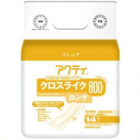 《日本製紙クレシア》 アクティ パワー消臭パッド800ロング 14枚6P