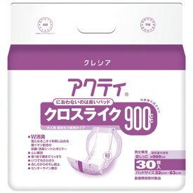 《日本製紙クレシア》 アクティ パワー消臭パッド900 30枚4P