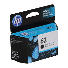《HP》 インクHP62 C2P04AAブラック