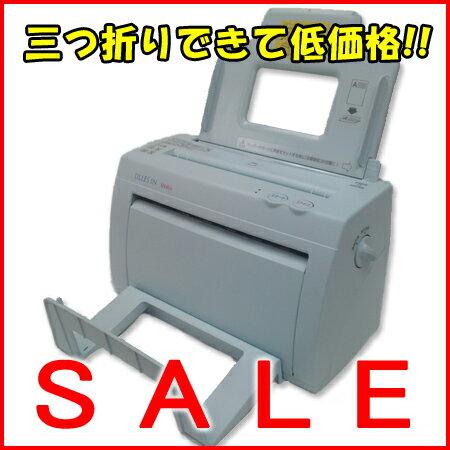 ポイント3倍♪《送料無料》旧シルバー精工 DLLES IN(ドレスイン) 卓上型自動紙折り機 MA40a(MA40αアルファ)【smtb-f】