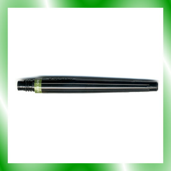 《ぺんてる》 Art brush CT XFR-115 オリーブGR XFR-115