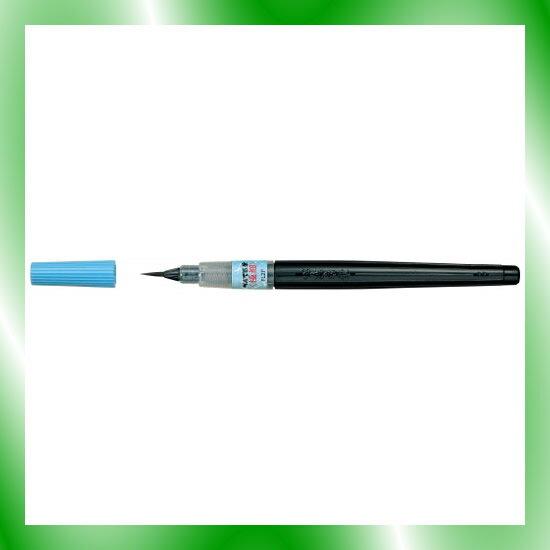 《ぺんてる》 筆ペン XFL2F 極細 10本 XFL2F-10