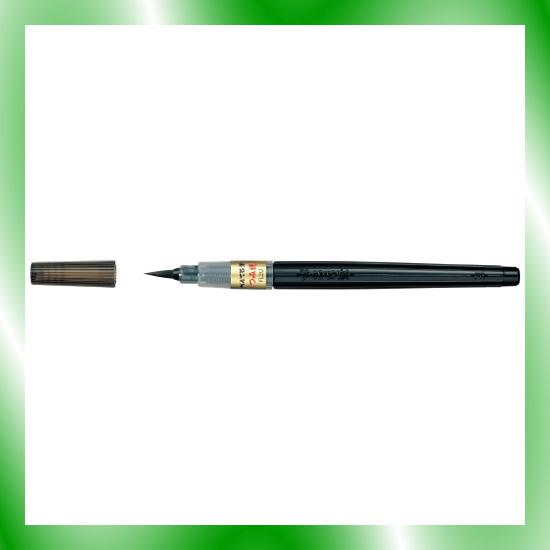 《ぺんてる》 筆ペン XFL2U つみ穂 10本 XFL2U-10