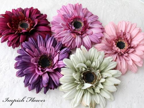 アーティフィシャルフラワー(造花)アクセサリーAC-169