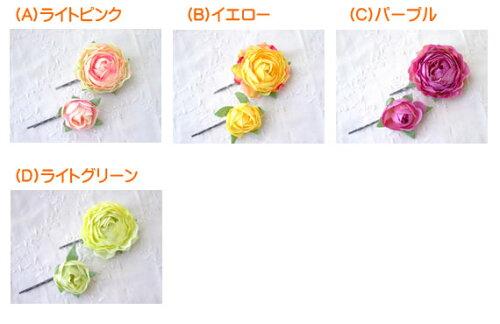 アーティフィシャルフラワー(造花)ヘアアクセサリーHAC-01