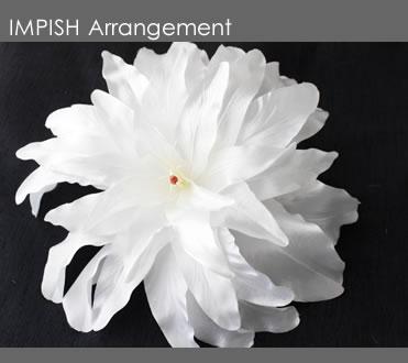 アーティフィシャルフラワー(造花)ヘアアクセサリーHAC-39