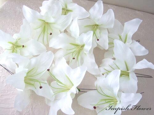 アーティフィシャルフラワー(造花)ヘアアクセサリーHAC-16