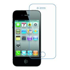 APPLE iPhone4/4s ブルーライト カット ナノNANO シート ブルーライト98.6%カット 目にやさしい【子ども、学生に 電車、暗闇で】保護フィルム 保護シート TPU+PC素材 【衝撃吸収】高光沢 90%高透過率 3H硬度 超薄0.15MM 耐衝撃 飛散防止 貼り付け簡単