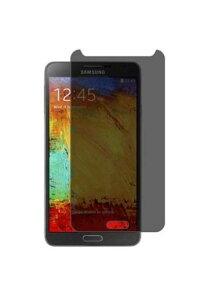 Galaxy Note 3 SC-01F SCL22 覗き見防止 強化 ガラスフィルム 180度 左右 のぞき見防止 プライバシー 防犯フィルム 気泡レス ラウンド加工 自動吸着 硬度9H 液晶保護