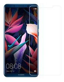 Huawei Mate 10 Pro 703HW スマホ強化ガラスフィルム 透明クリア98% 高透過率9H硬度 2.5D丸いエッジ 気泡ゼロ 簡単貼付 極薄0.26MM 貼り付けセット充実