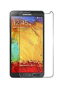 Galaxy Note 3 SC-01F SCL22 対応【スマホ強化ガラスフィルム】透明クリア98%高透過率9H硬度 2.5D丸いエッジ極薄0.26MM貼り付けセット充実