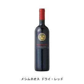 メシムネオス ドライ・レッド 2016年 メシムネオス ギリシャ 赤ワイン ミディアムボディ ギリシャワイン エーゲ海の島々 ギリシャ赤ワイン チディリオティコ 750ml