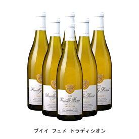 [6本まとめ買い] プイイ フュメ トラディシオン 2018年 セルジュ ダグノー エ フィーユ フランス 白ワイン 辛口 フランスワイン ロワール フランス白ワイン ソーヴィニヨン ブラン 750ml