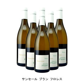 [ 6本 まとめ買い ] サンセール ブラン フロレス ( ヴァンサン ピナール ) 2018年 フランス 白ワイン 辛口 750ml×6本