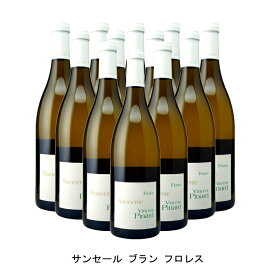 [ 12本 まとめ買い ] サンセール ブラン フロレス ( ヴァンサン ピナール ) 2018年 フランス 白ワイン 辛口 750ml×12本
